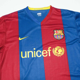 Camisa Barcelona Home - Nike - 2006/07 - Gg