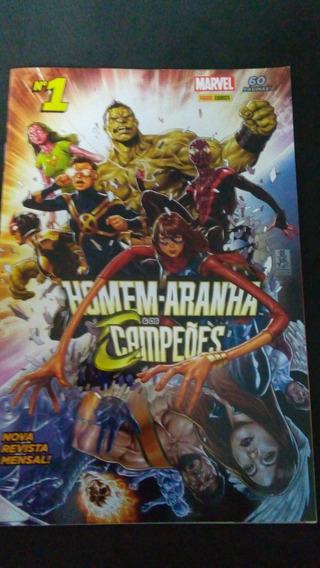 Homem-aranha & Os Campeões 1