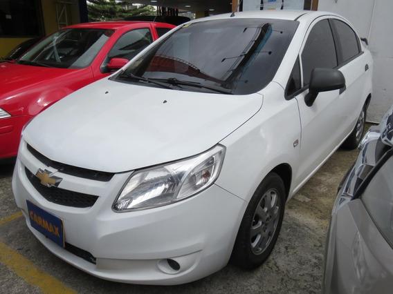 Chevrolet Sail Lt 1.4 2016 Finacio