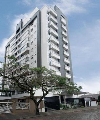 Apartamento No Anita Garibaldi Com 3 Quartos Para Venda, 118 M² - Lg3502