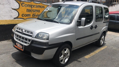 Fiat Doblo 1.8 Elx - 7 Lugares - 2005