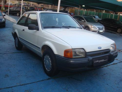 Imagem 1 de 14 de Ford Escort 1.6 Gl Gasolina 2p Ano 1987