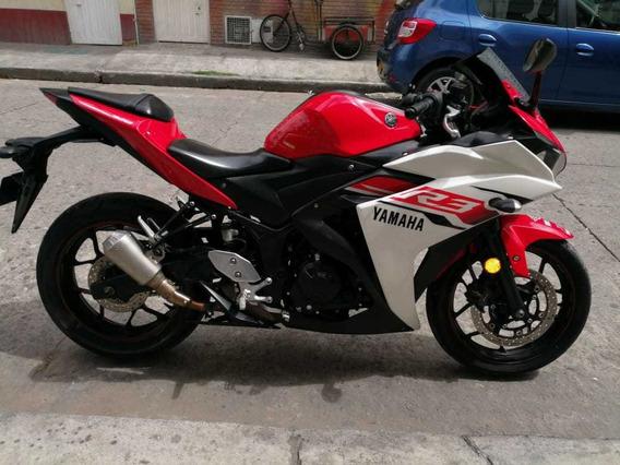 Yamaha Yzfr3