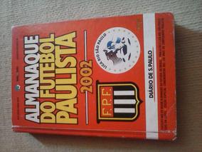 Livro Almanaque Do Futebol Paulista