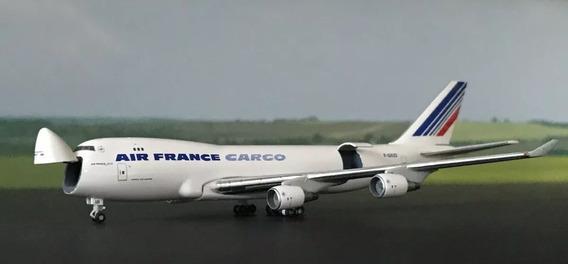 Abre Portas! Boeing 747-400 Erf Air France 1:500 Herpa Wings