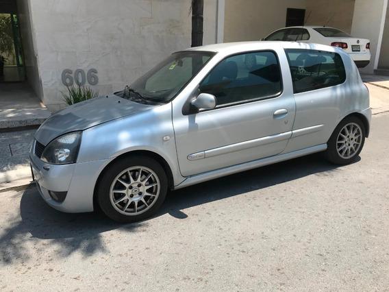 Renault Clio Sport (todo Pagado Y Unico Dueño) 2004