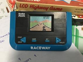 Mini Game Antigo Do Paraguay Raceway Da Radio Shack