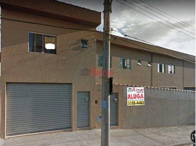 Amplas Salas Comerciais 45 M² Banheiro Individual Em Itaquera - A7573