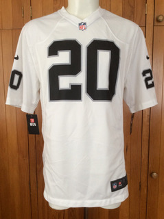 Jersey Oakland Raiders #20 Mc Fadden Marca Nike Nfl 2014