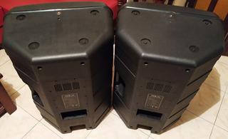 Par De Bafles Pasivos E-sound Inyectados 15 Driver 1
