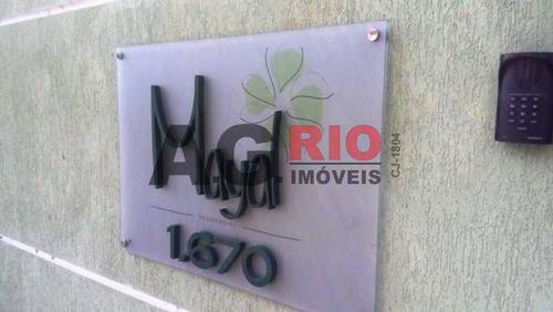 Apartamento-à Venda-jardim Sulacap-rio De Janeiro - Agv22930