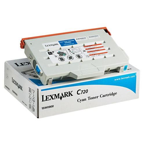 Cart Lexmark 15w0900 Cyan P/imp C-720 (cailx0900)
