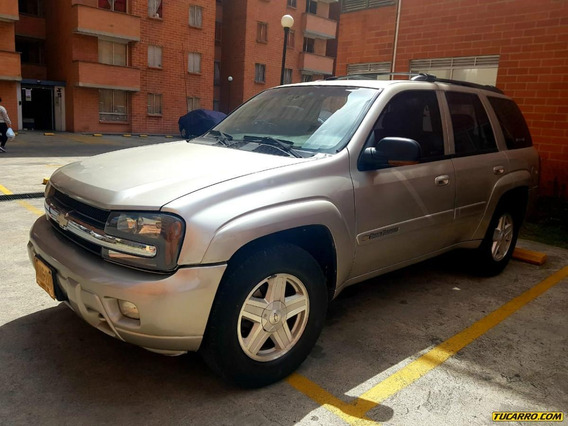 Chevrolet Trailblazer Ltz At 4000cc Aa 4x4 Ab Abs