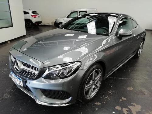 Mercedes-benz Clase C 3.0 C400 Coupe Amg-line 333cv (cf)