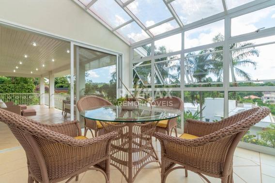 A Casa Good Vibes Com 4 Suítes À Venda, 702 M² Por R$ 2.550.000 - Condomínio Village Visconde De Itamaracá - Valinhos/sp - Ca6197