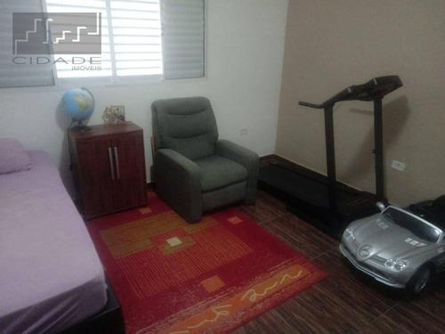 Imagem 1 de 30 de Sobrado Com 3 Dormitórios À Venda, 209 M² Por R$ 750.000,00 - Parque Morumbi - Mogi Das Cruzes/sp - So0046