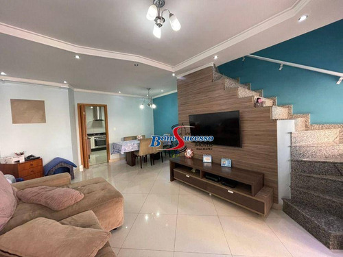 Imagem 1 de 20 de Sobrado Com 3 Dormitórios À Venda, 167 M² Por R$ 560.000,00 - Vila Formosa - São Paulo/sp - So1640