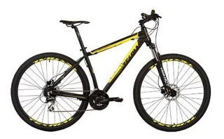 Bicicleta Mountain Bike Teknial Tarpan 300er Rodado 29