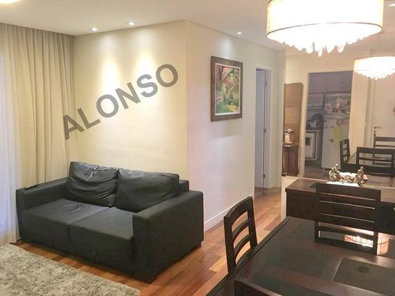 Apartamento Para Venda, 2 Dormitórios, Jardim Das Vertentes - São Paulo - 15208