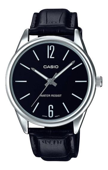 Reloj Casio Hombre Negro Mtp-v005l-1budf