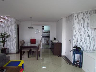 Cobertura Residencial À Venda, Baeta Neves, São Bernardo Do Campo - Co48837. - Co48837