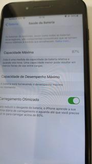 iPhone 7 Plus 128gb Ótimo Estado