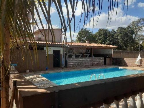 Chácara Com 3 Dormitórios À Venda, 1650 M² Por R$ 500.000,00 - Jardim Florestan Fernandes - Ribeirão Preto/sp - Ch0461