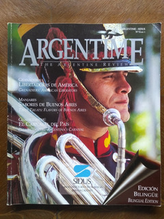 Argentime, The Argentine Review.año Il, Nº 10. Favaloro