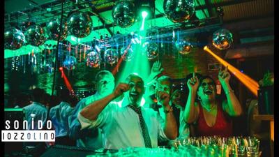 Dj Disc Jockey Profesional Sonido Iluminacion Karaoke
