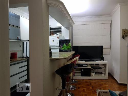 Apartamento À Venda - Chácara Inglesa, 2 Quartos,  59 - S893123783