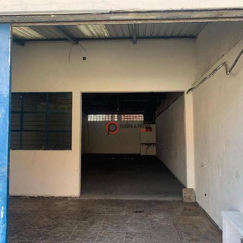 Imagem 1 de 6 de Galpão Jd. São Guilherme - Ga0003
