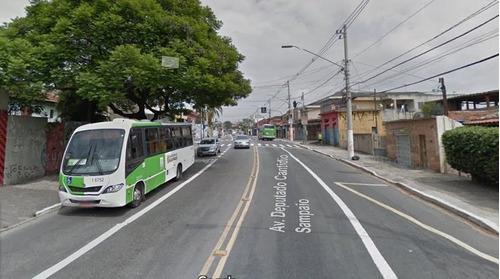Imagem 1 de 1 de Terreno De 1362 M² A Venda Na Vila Nova Cachoeirinha - Te0885v