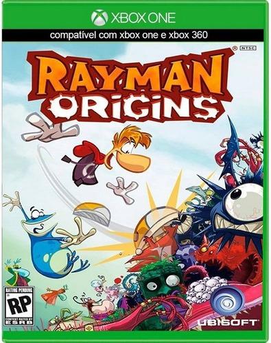 Jogo Rayman - Origins (novo) Xbox One