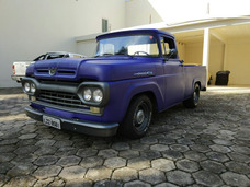 Ford F100 1962