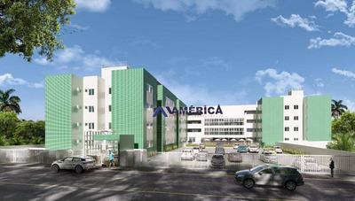 Apartamento Com 2 Dormitórios À Venda, 53 M² Por R$ 178.000 - Jardim Cidade Universitária - João Pessoa/pb - Ap0253