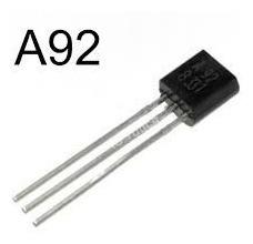 Transistor A92 Pacote Com 5 Peças