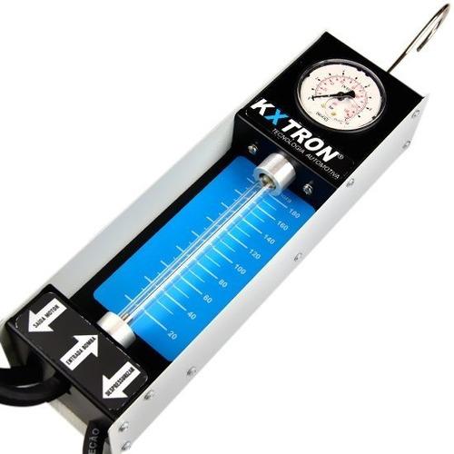 Rotâmetro Manômetro Medir Vazão Pressão De Bombas Combus Kvp
