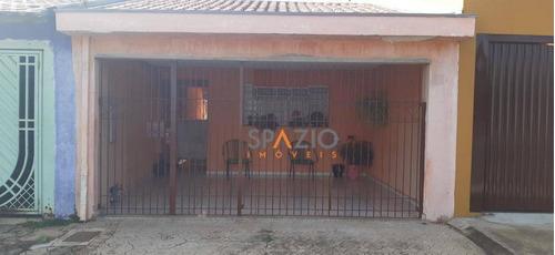Imagem 1 de 19 de Casa Com 2 Dormitórios À Venda, 116 M² Por R$ 250.000 - Jardim Cherveson - Rio Claro/sp - Ca0542