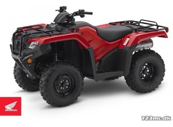 Honda 420 Fe--full Secuencial Y Automatico- Doble Traccion