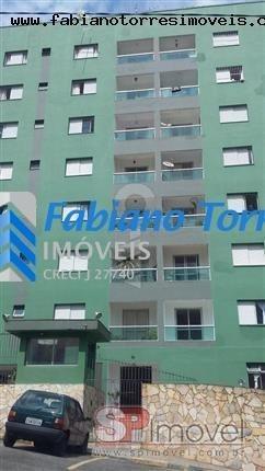 Apartamento Para Venda Em São Bernardo Do Campo, Alves Dias, 2 Dormitórios, 1 Banheiro, 1 Vaga - 1153_2-439553