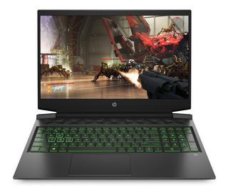 Notebook Hp Gamer 16-a0061la I5 10300h 8gb 512gb 1650 Win 10