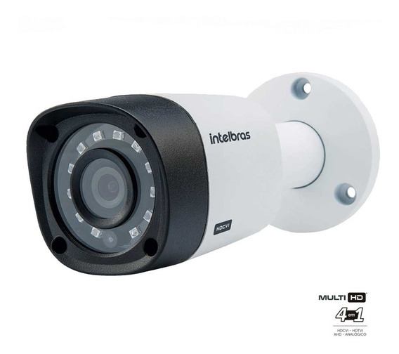 Camera Intelbras Infra 30m Multi Hd 720p Vhd 3130b 3,6mm G4