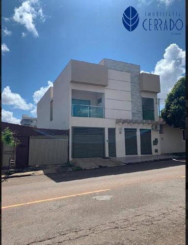 Imagem 1 de 15 de Casa Sobrado No Jundiai Industrial - Ca4232244