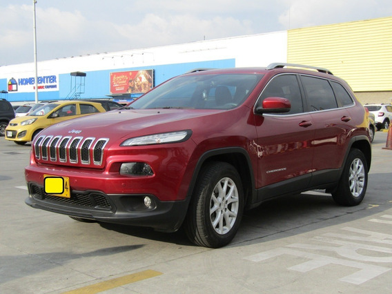 Jeep Cherokee Longitude At 3200