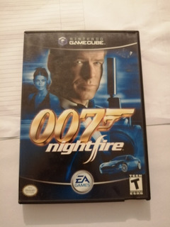 Juego Para Nintendo Game Cube 007 Nightfire