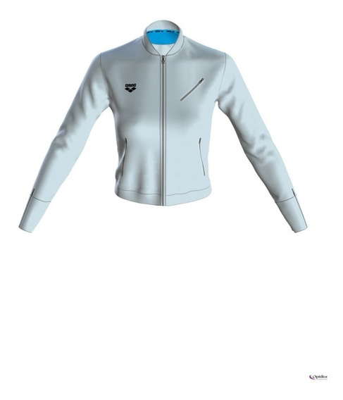Campera Gym Full Zip Arena Mujer Frozen 000943850