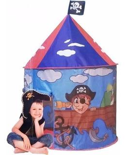 Carpa Castillo Pirata Para Nenes Iplay Interior O Exterior
