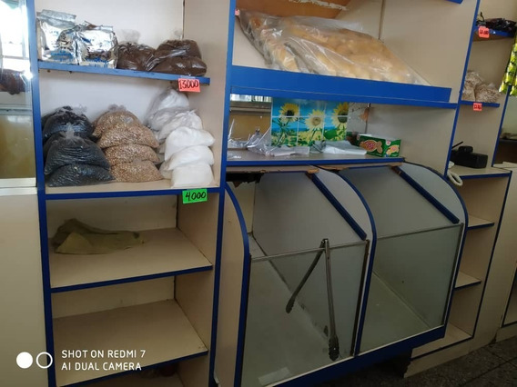 Fondo Comercial De Panadería Con Mobiliario Y Equipos.