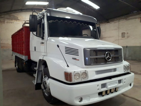 Mercedes Benz 16-34 2010 Chasis Largo Impecable
