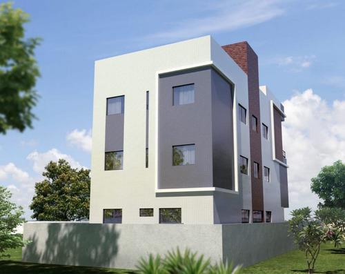 Imagem 1 de 2 de Apartamento Para Venda - 009555